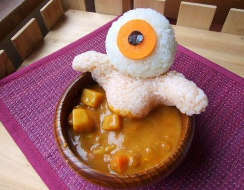 Funny food art I love  от Veggie за 02 nov 2012