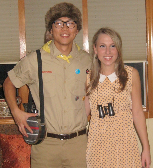 Who are these people and why did everyone dress up like them?