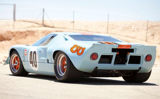 Most expensive GT40