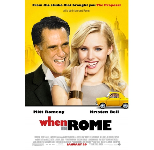 Rom Com (ROMantic Comedies) от Veggie за 05 nov 2012
