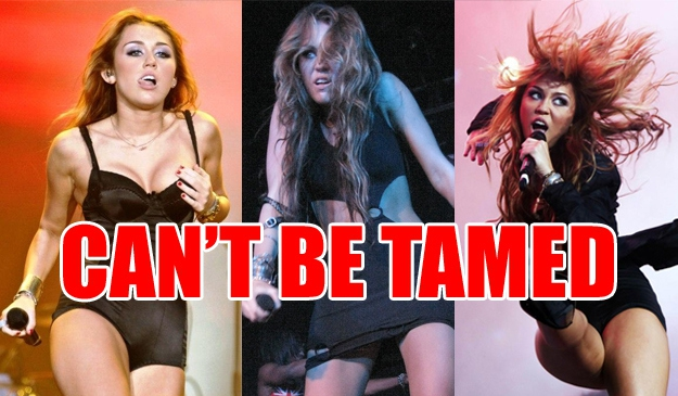 The Can't Be Tamed Era
