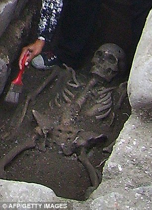 Vampire Skeletons Unearthed in Bulgaria