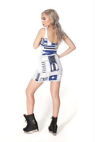 Black Milk Clothing is Bringing it Back: Star Wars.