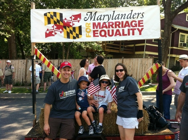 Families in Maryland,