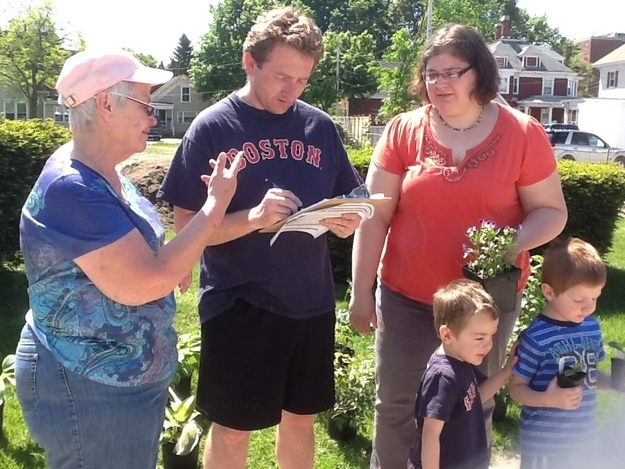 the canvassers in Sanford, Maine,