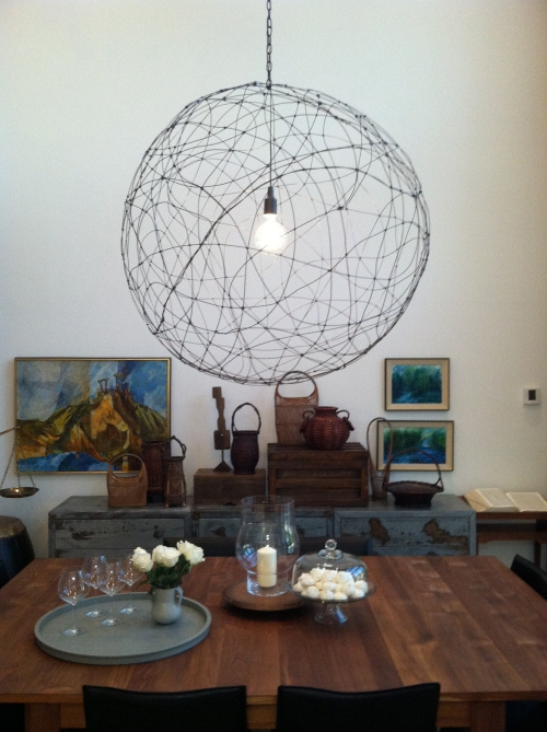 Or wire to make an orb lamp.