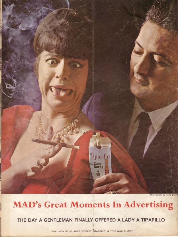 "Classic ""Mad"" Magazine Spoof Ads от Kaye за 08 nov 2012"