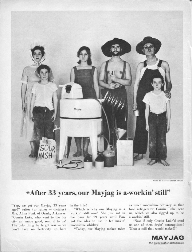 "Classic ""Mad"" Magazine Spoof Ads"