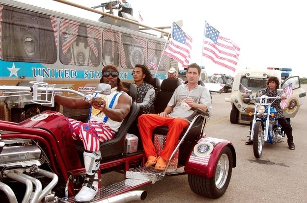 "Luke Wilson in ""Idiocracy"""