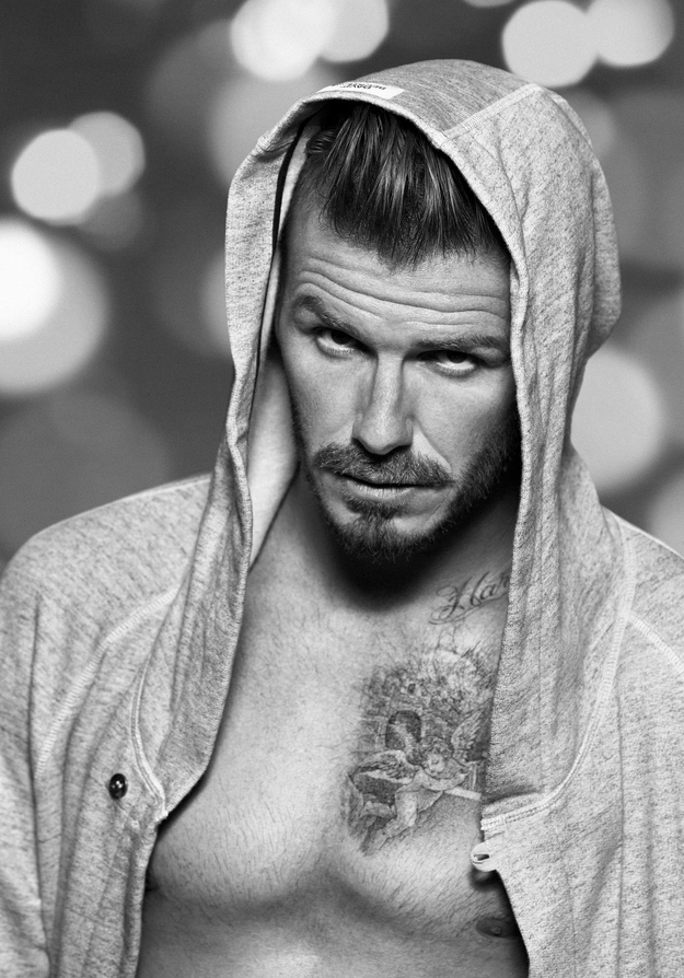 David Beckham Covers Up For His Winter Underwear Campaign от Kaye за 08 nov 2012