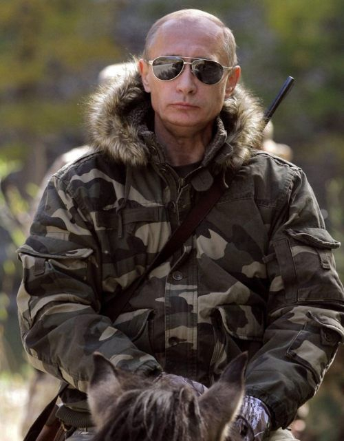 Vladimir Putin is the real life most interesting man in the world от Veggie за 08 nov 2012