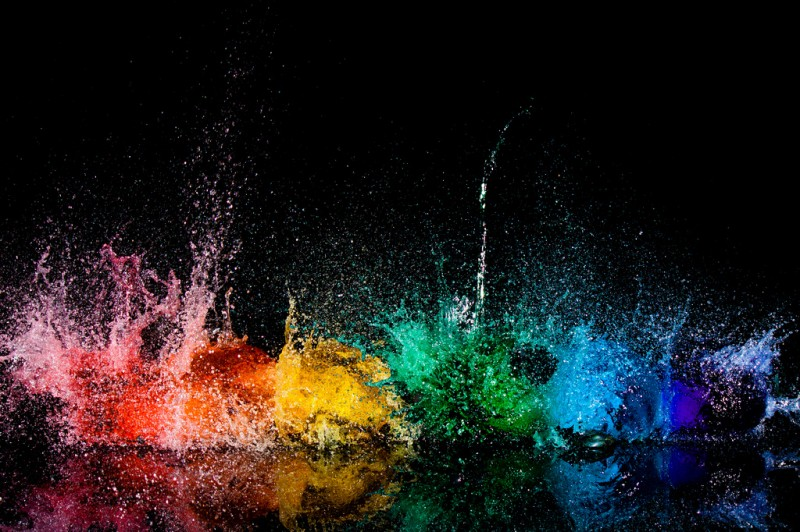 Liquid Colour