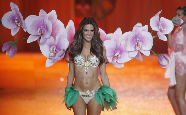 Victoria's Secret Angels; Now With Wings! от mick за 09 nov 2012