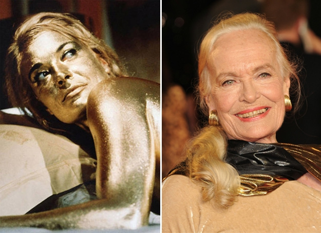 Bond Girls Then And Now от Veggie за 09 nov 2012