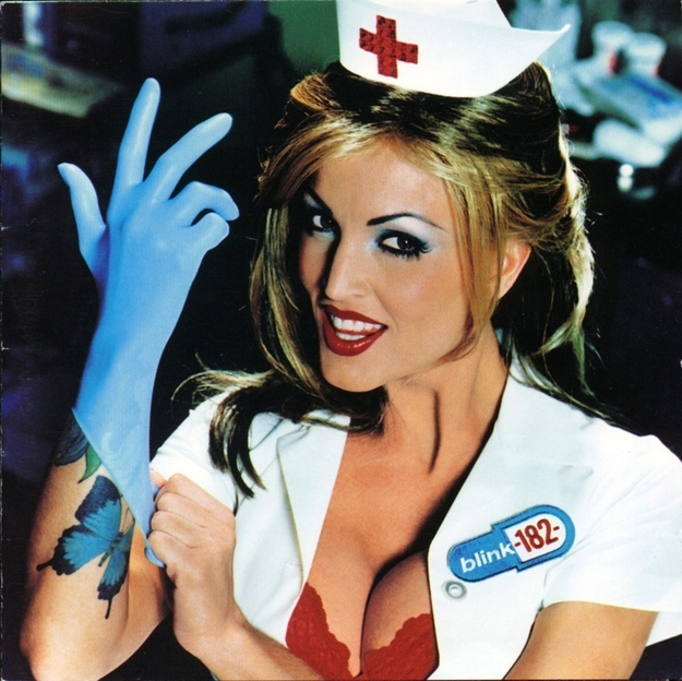 "Other titles considered for ""Enema of the State"" were: ""Turn Your Head and Cough,"" ""Viking Wizard Eyes,"" and ""Blink-182:"