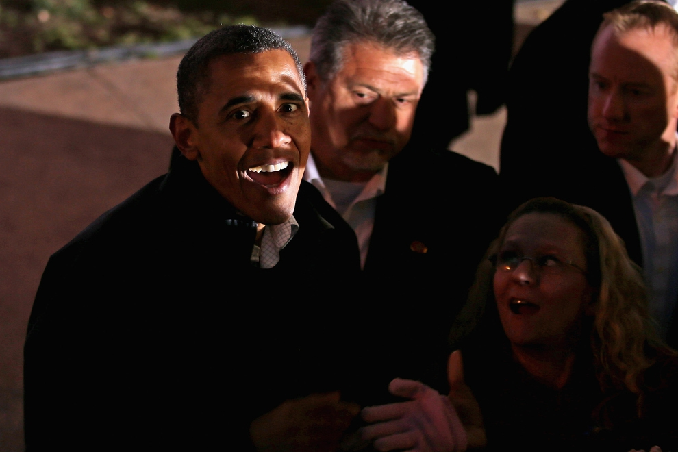 Ridiculous Facial Expressions of Barack Obama от Kaye за 12 nov 2012