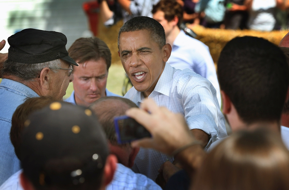 Ridiculous Facial Expressions of Barack Obama