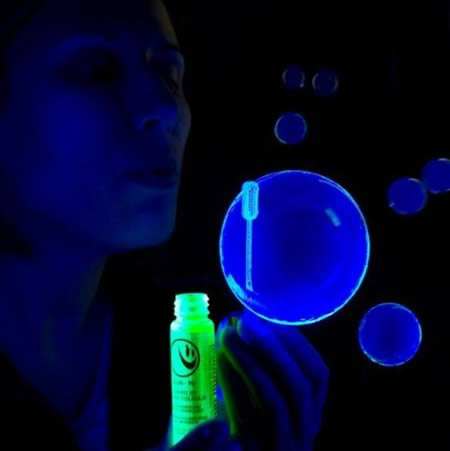 UV Bubbles