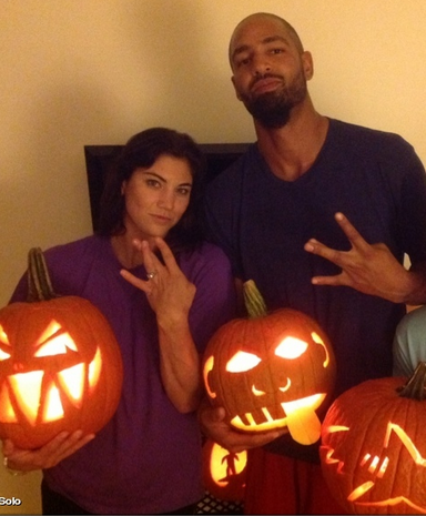 Jerramy Stevens Arrested On Domestic Assault Charge, Still Married Hope Solo