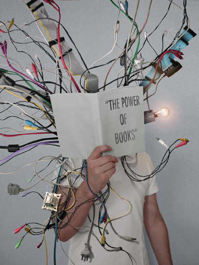 The Power of Books от Kaye за 14 nov 2012