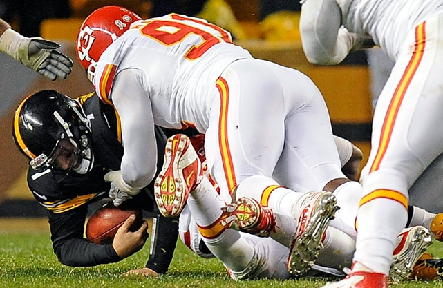 Alex Smith, Roethlisberger Out for Week 11 от mick за 14 nov 2012