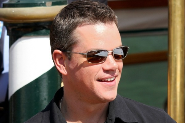 Matt Damon - 'Avatar' and 'The Dark Knight'