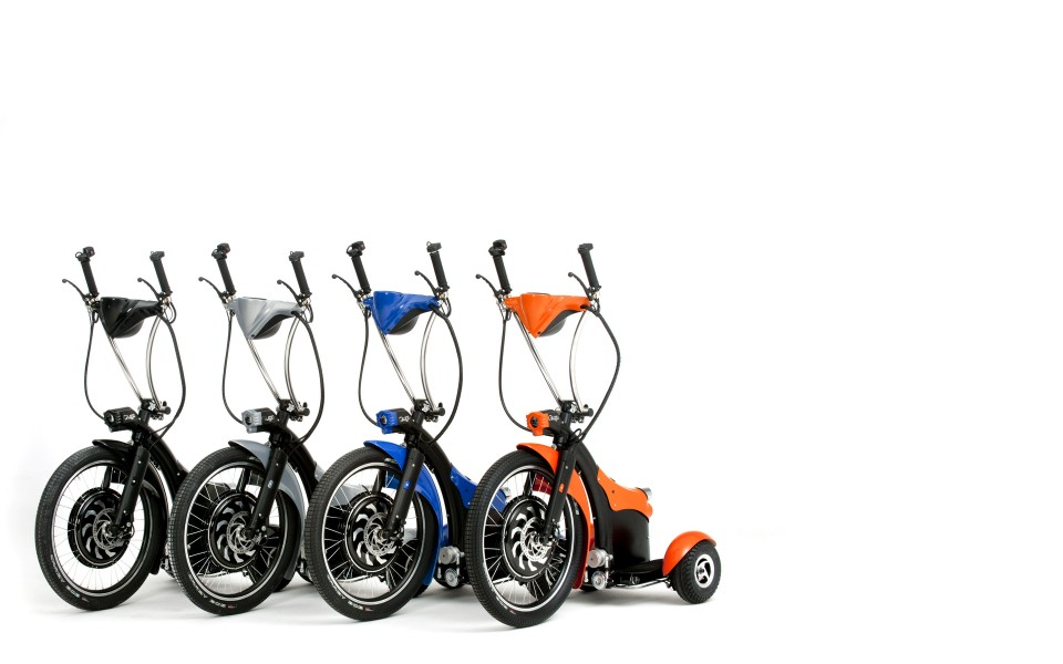 Introducing: The Newest Way to Get Around! от Veggie за 15 nov 2012