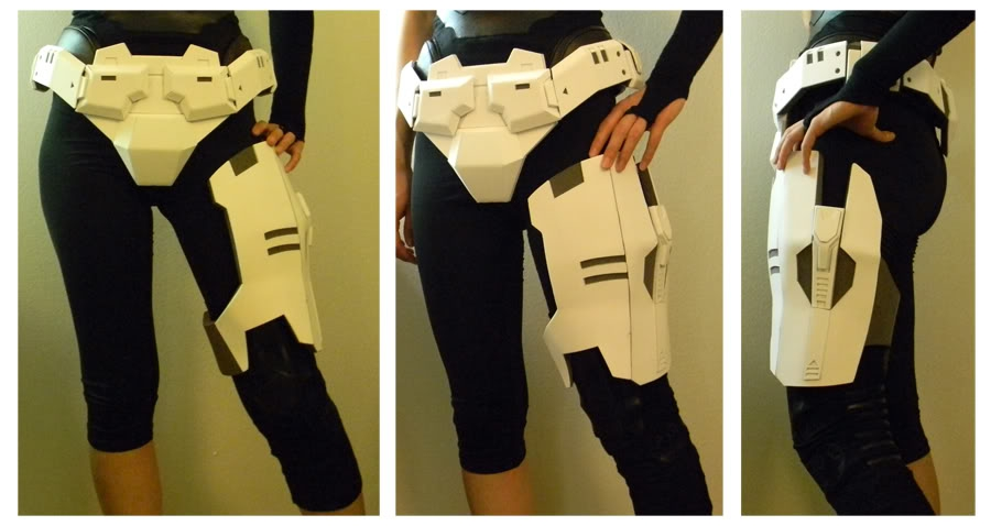 How To Build Your Own HALO Outfit: KAT от Veggie за 16 nov 2012