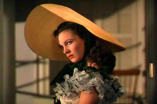Scarlett O'Hara, 'Gone with the Wind'