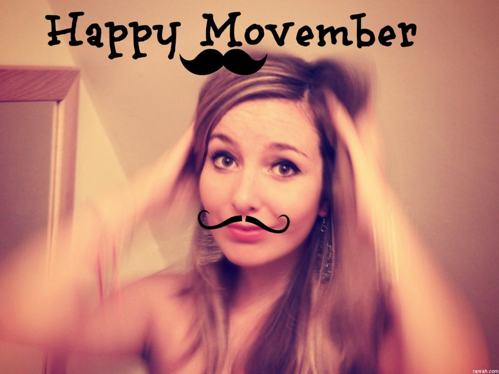 Awkward 'Movember' Mustaches
