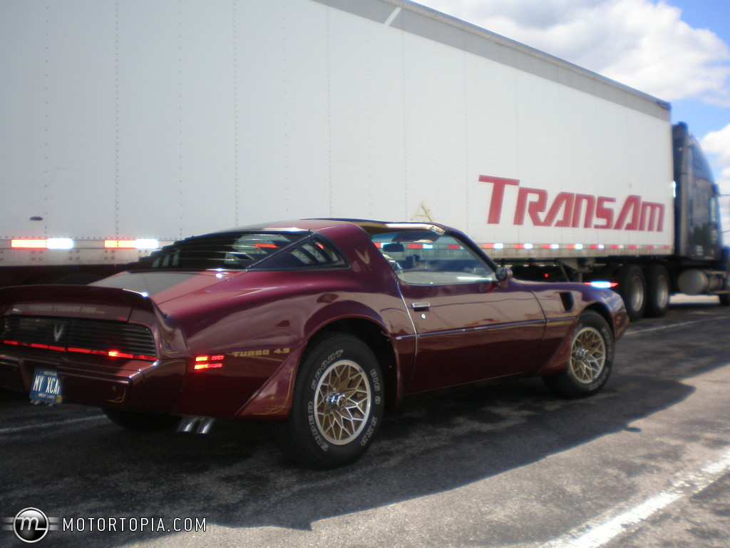 Ridiculously Hot: The Pontiac Transam