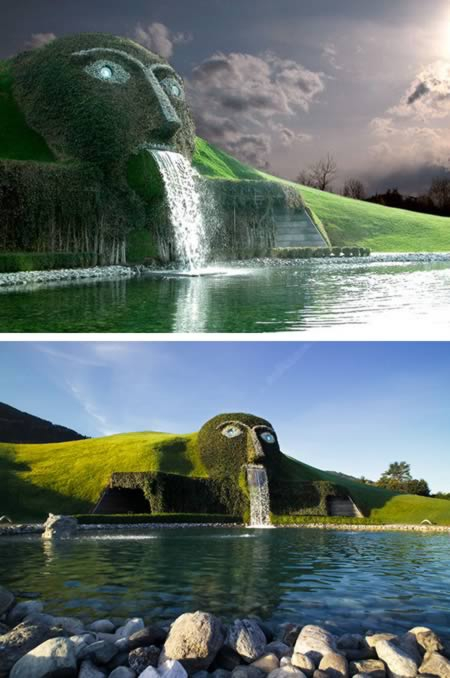 Weirdest Fountains Around the World