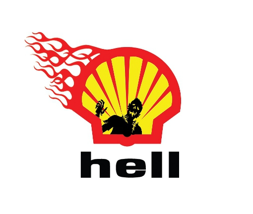 10 Logos Redesigned for the Zombie Apocalypse