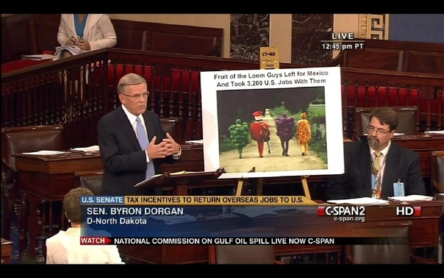 Rediculous Congressional Charts