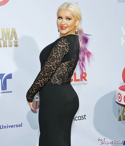 Does Christina Have A Ba-donk-a-donk?