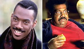 The Many Faces of Eddie Murphy от Marinara за 20 nov 2012