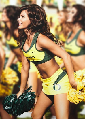 College Football: Cheerleader Edition от mick за 20 nov 2012