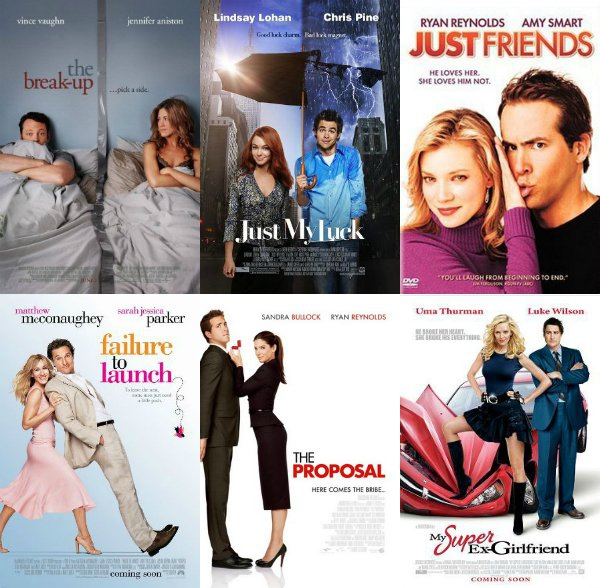 Romantic Comedies Are All The Same