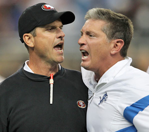 The Many Faces of Jim Harbaugh от mick за 20 nov 2012