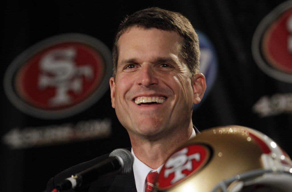 The Many Faces of Jim Harbaugh