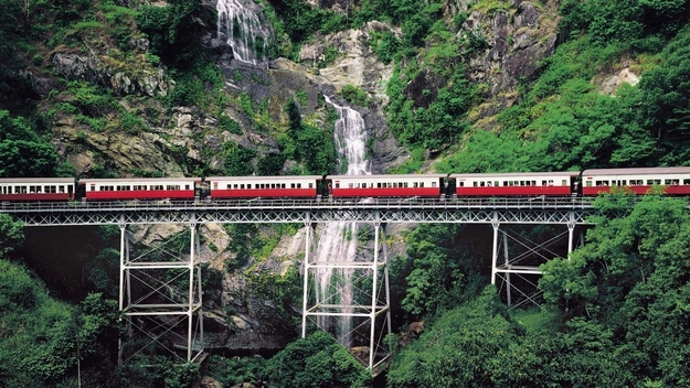 Most Amazing Train Routes Across The World