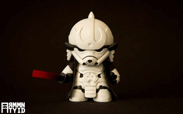 Storm Trooper Samurai от Veggie за 20 nov 2012