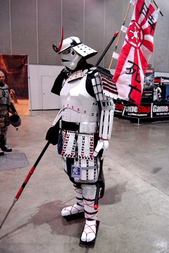 Storm Trooper Samurai