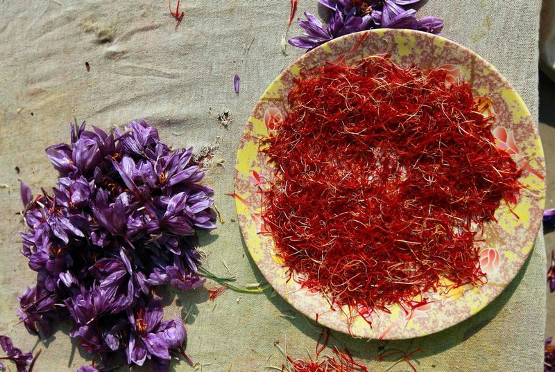 Saffron: One of the Most Expensive Spices in the World