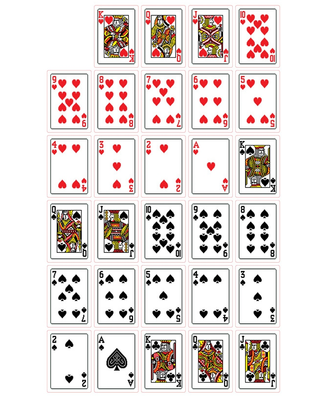 Remember the Windows Solitaire Game?