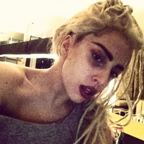 Lady Gaga Has Dreadlocks Now