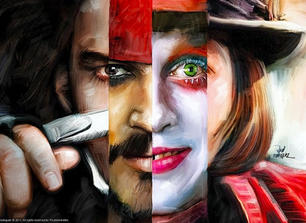 Outstanding Pop Culture Portraits That You'll Love  от Veggie за 22 nov 2012