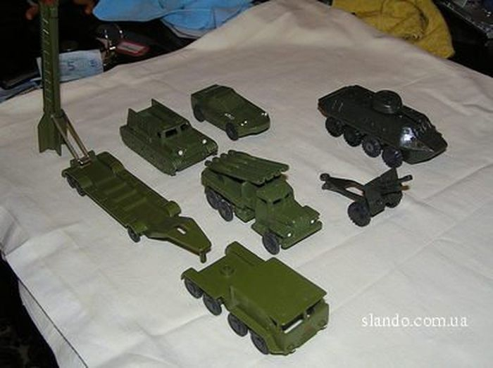 Toys from USSR