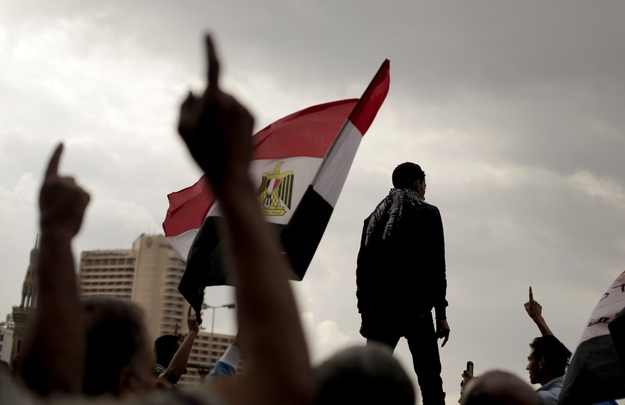 Protests In Egypt, Yet Again