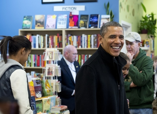 "President Obama Celebrates ""Small Business Saturday"" от mick за 24 nov 2012"